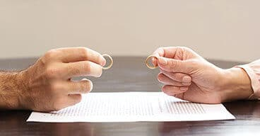 Scheidungsimmobilie